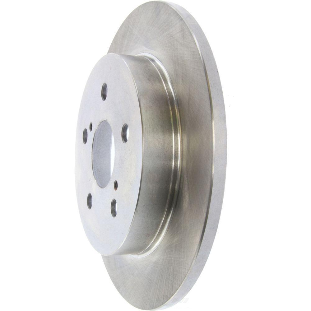 C-TEK BY CENTRIC - C-TEK Standard Disc Brake Rotor (Rear) - CTK 121.44195