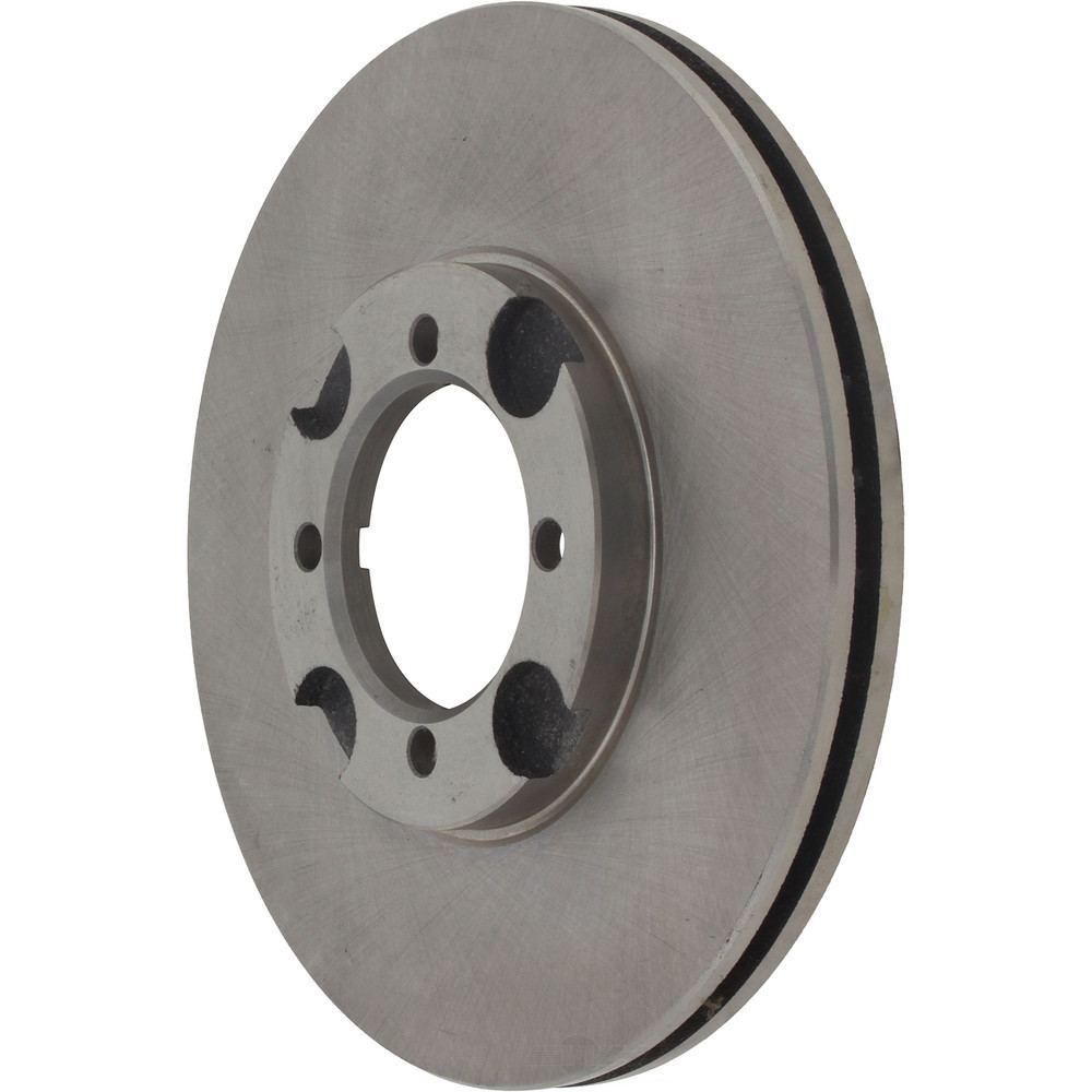 C-TEK BY CENTRIC - C-TEK Standard Disc Brake Rotor-Preferred (Front) - CTK 121.45015