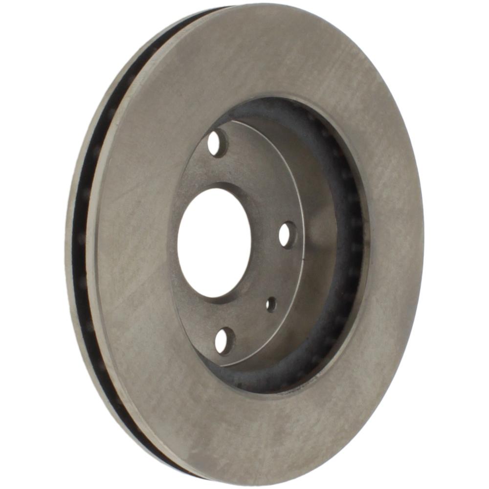 C-TEK BY CENTRIC - C-TEK Standard Disc Brake Rotor - CTK 121.45039