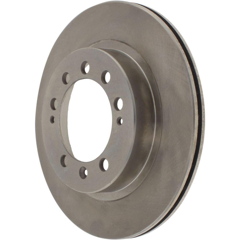 C-TEK BY CENTRIC - C-TEK Standard Disc Brake Rotor-Preferred (Rear) - CTK 121.46013