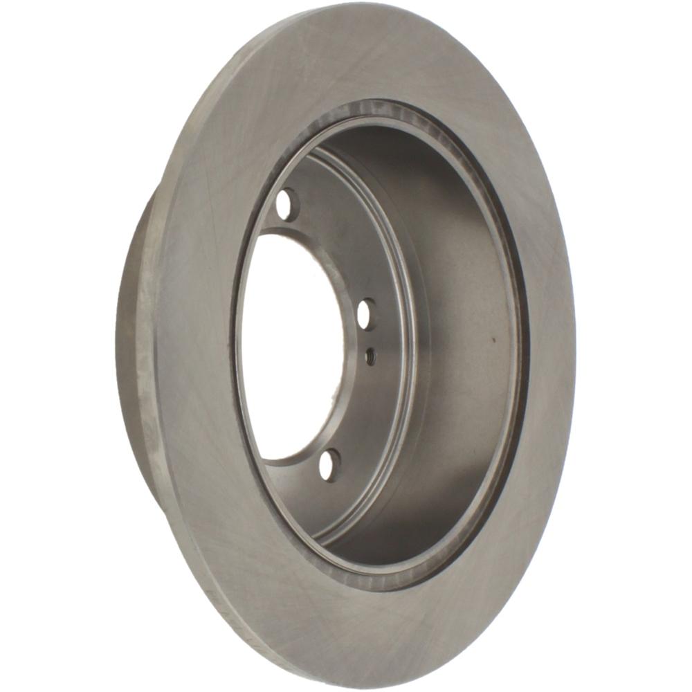 C-TEK BY CENTRIC - C-TEK Standard Disc Brake Rotors (Rear) - CTK 121.46047