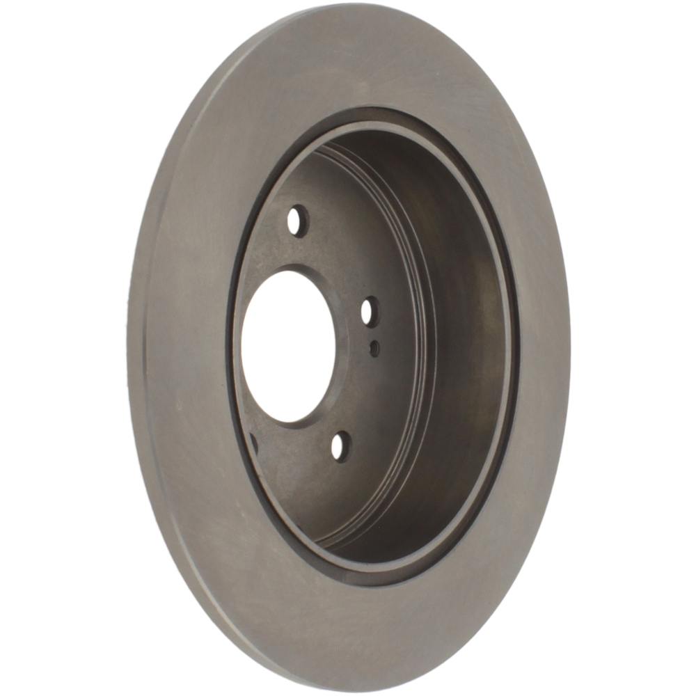 C-TEK BY CENTRIC - C-TEK Standard Disc Brake Rotors (Rear) - CTK 121.46067