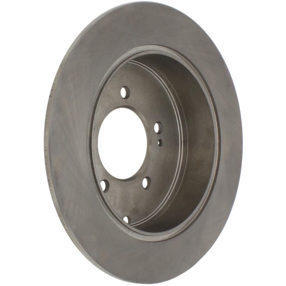 C-TEK BY CENTRIC - C-TEK Standard Disc Brake Rotors (Rear) - CTK 121.46074