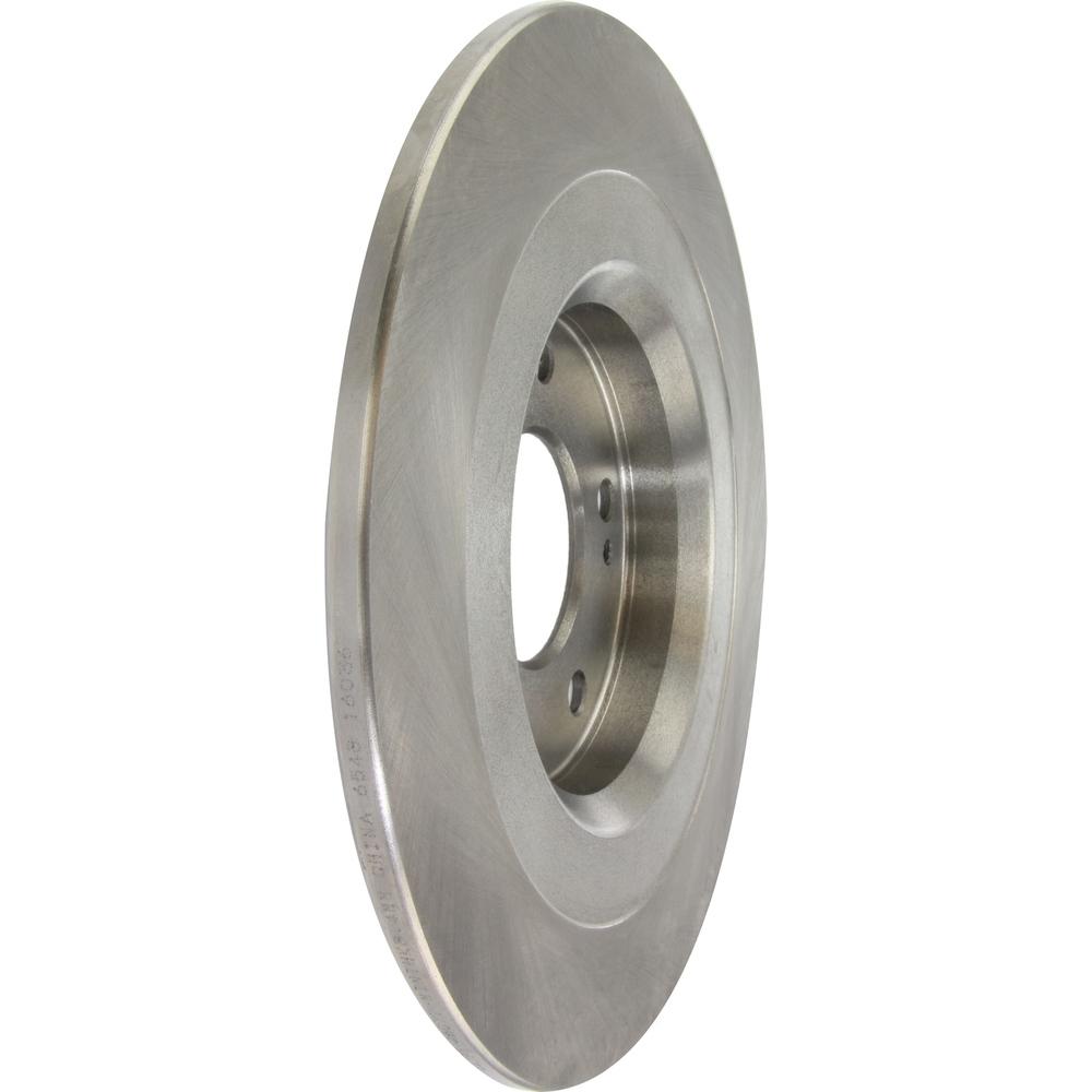 C-TEK BY CENTRIC - C-TEK Standard Disc Brake Rotor (Rear) - CTK 121.46077