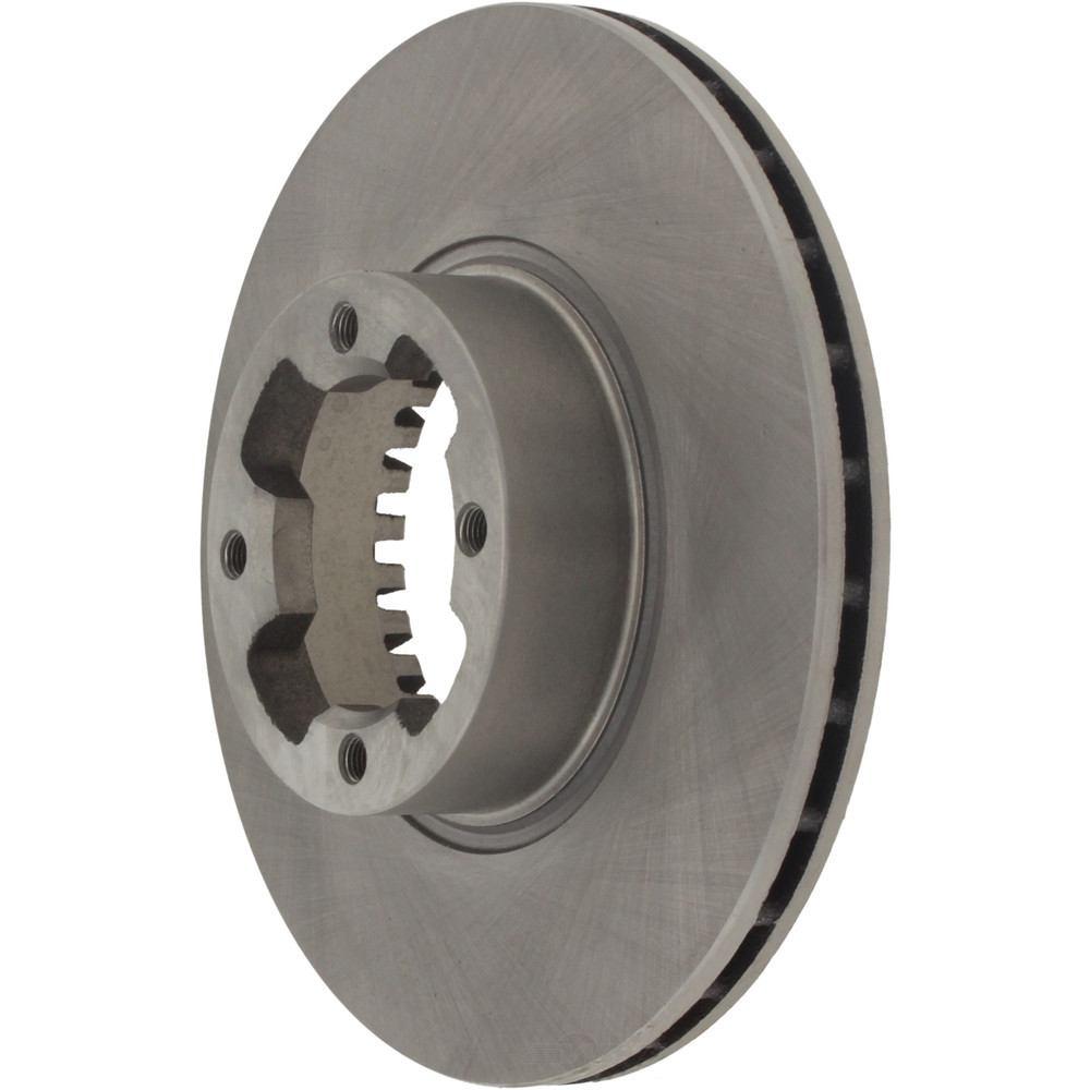 C-TEK BY CENTRIC - C-TEK Standard Disc Brake Rotor-Preferred (Front) - CTK 121.47002
