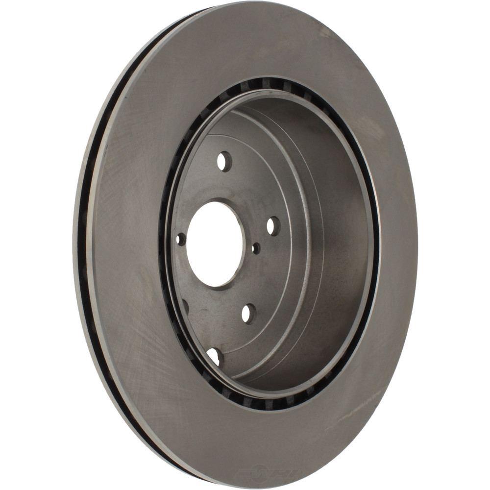 C-TEK BY CENTRIC - C-TEK Standard Disc Brake Rotors (Rear) - CTK 121.47030