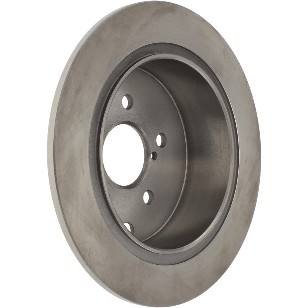 C-TEK BY CENTRIC - C-TEK Standard Disc Brake Rotors (Rear) - CTK 121.47033