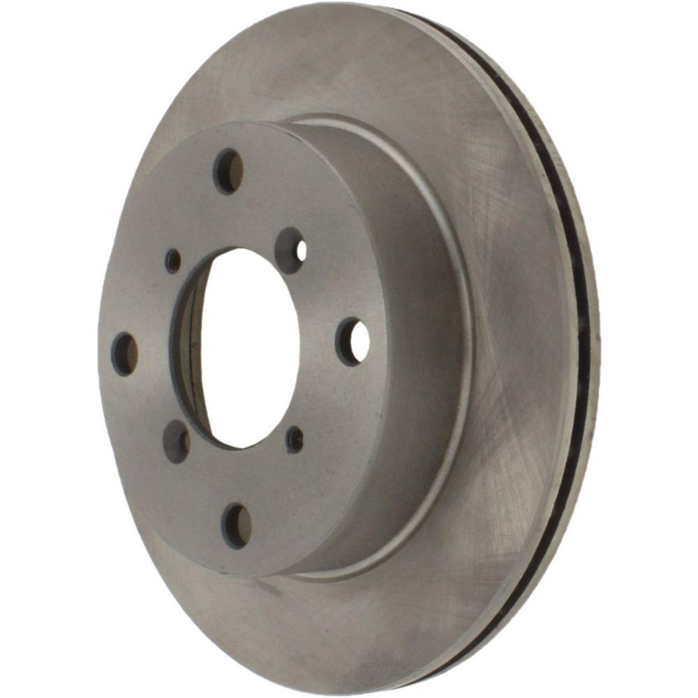 C-TEK BY CENTRIC - C-TEK Standard Disc Brake Rotor-Preferred (Front) - CTK 121.48001