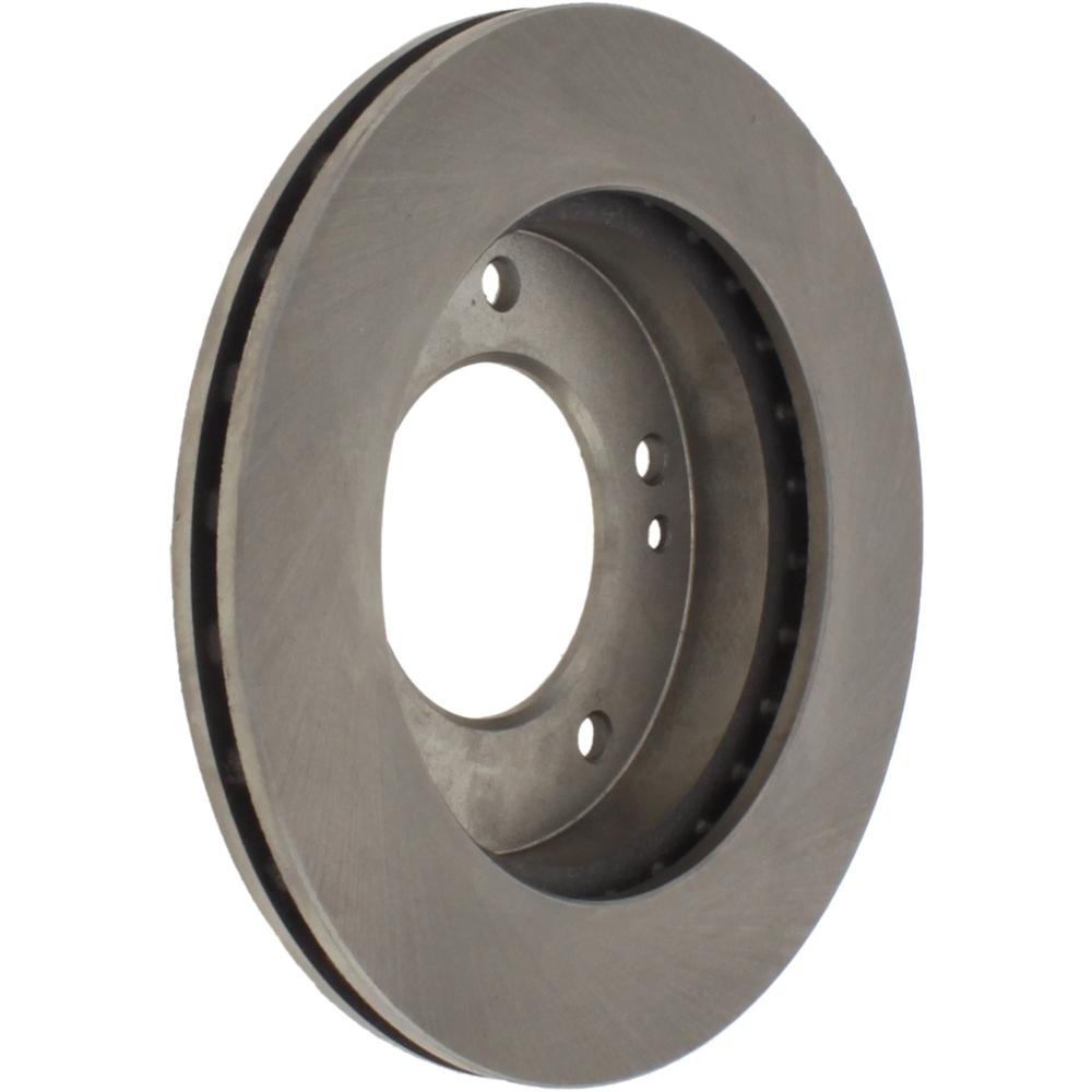 C-TEK BY CENTRIC - C-TEK Standard Disc Brake Rotor-Preferred (Front) - CTK 121.50002