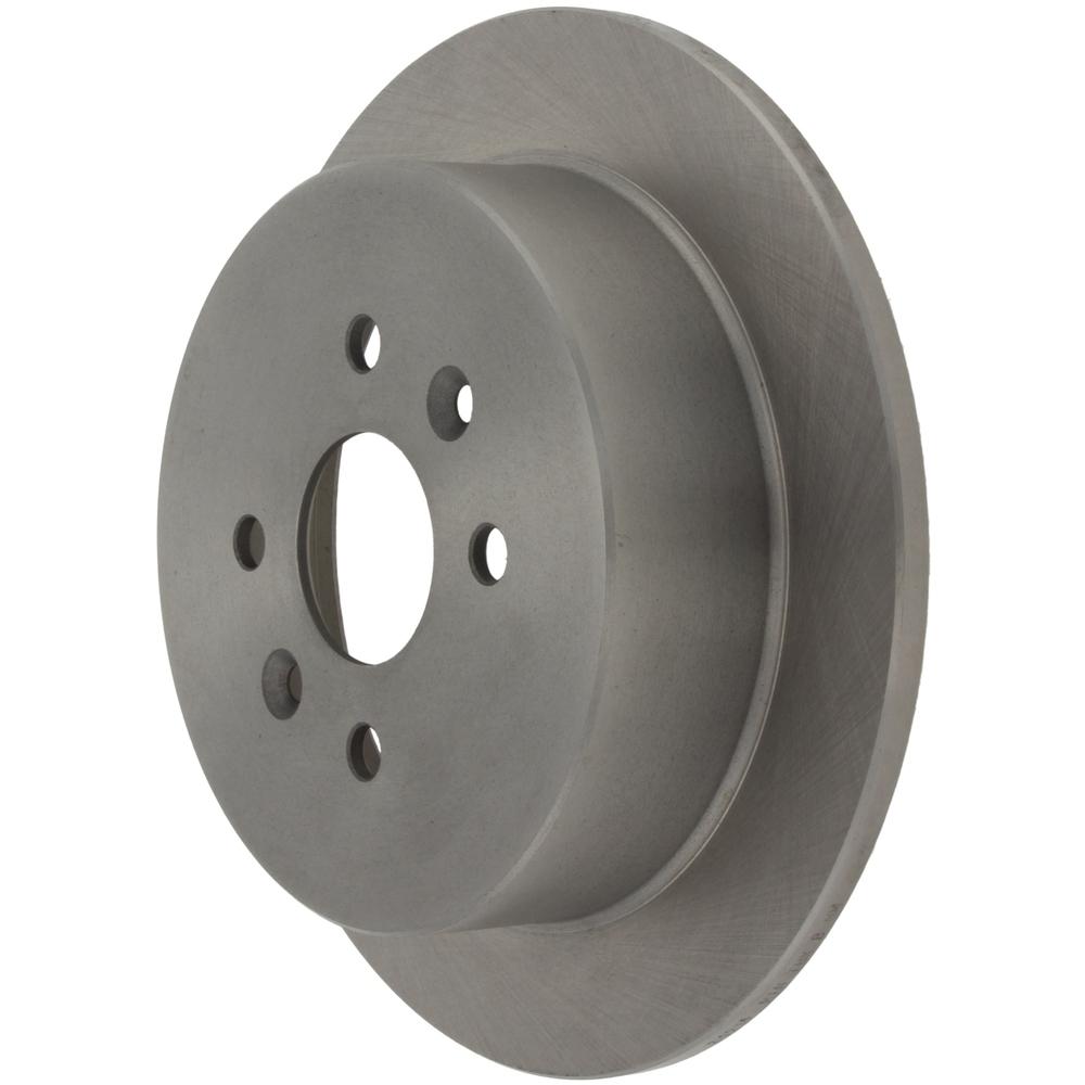 C-TEK BY CENTRIC - C-TEK Standard Disc Brake Rotor-Preferred (Rear) - CTK 121.50003