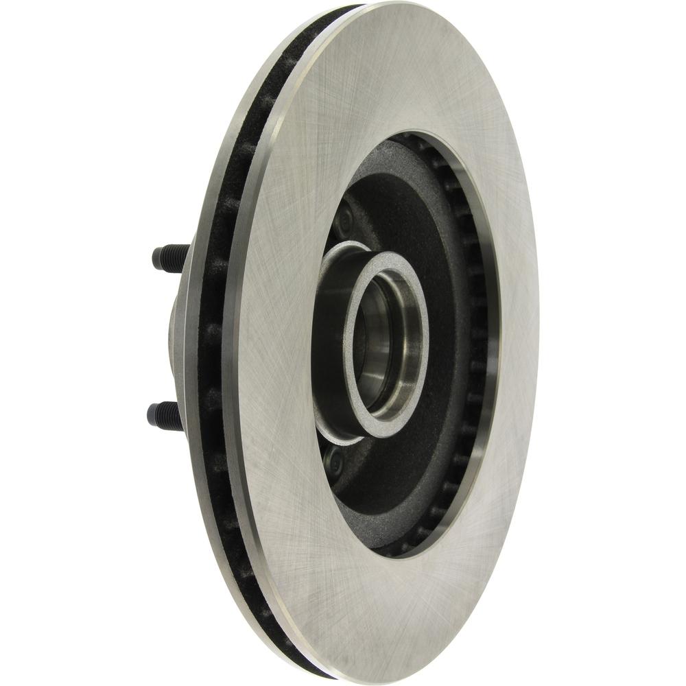 C-TEK BY CENTRIC - C-TEK Standard Disc Brake Rotors - CTK 121.61010