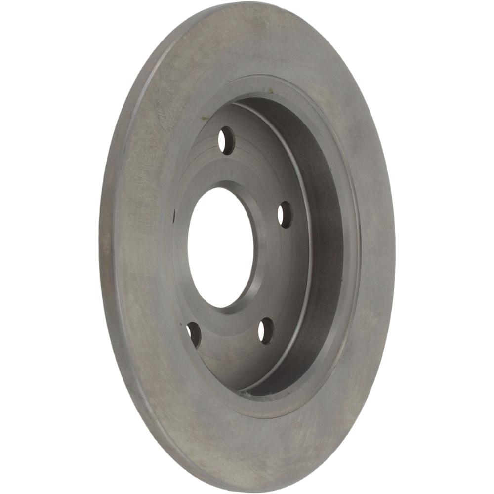 C-TEK BY CENTRIC - C-TEK Standard Disc Brake Rotor-Preferred (Rear) - CTK 121.61068