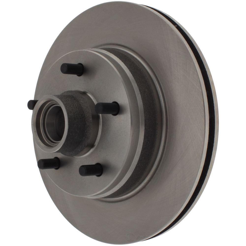 C-TEK BY CENTRIC - C-TEK Standard Disc Brake Rotor-Preferred - CTK 121.62003