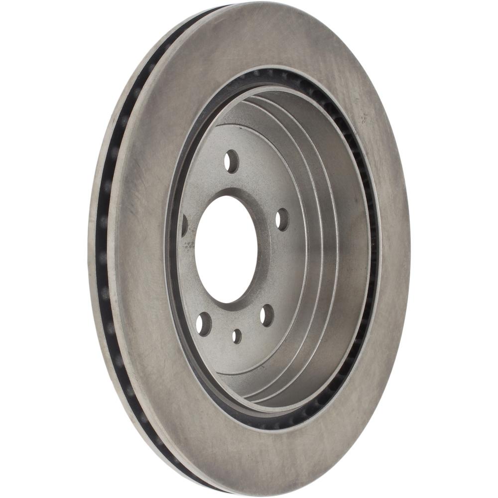 C-TEK BY CENTRIC - C-TEK Standard Disc Brake Rotor (Rear) - CTK 121.62135