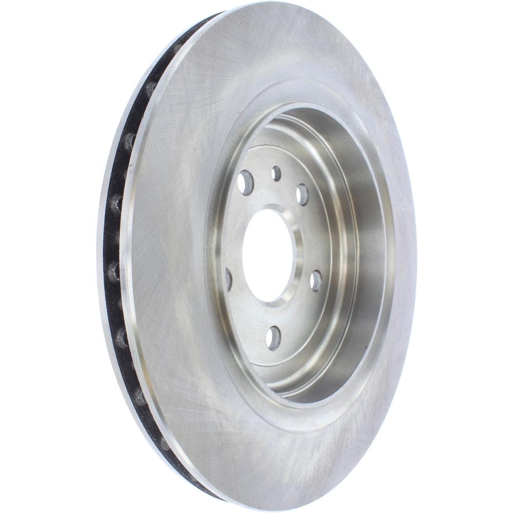 C-TEK BY CENTRIC - C-TEK Standard Disc Brake Rotor (Rear) - CTK 121.62153