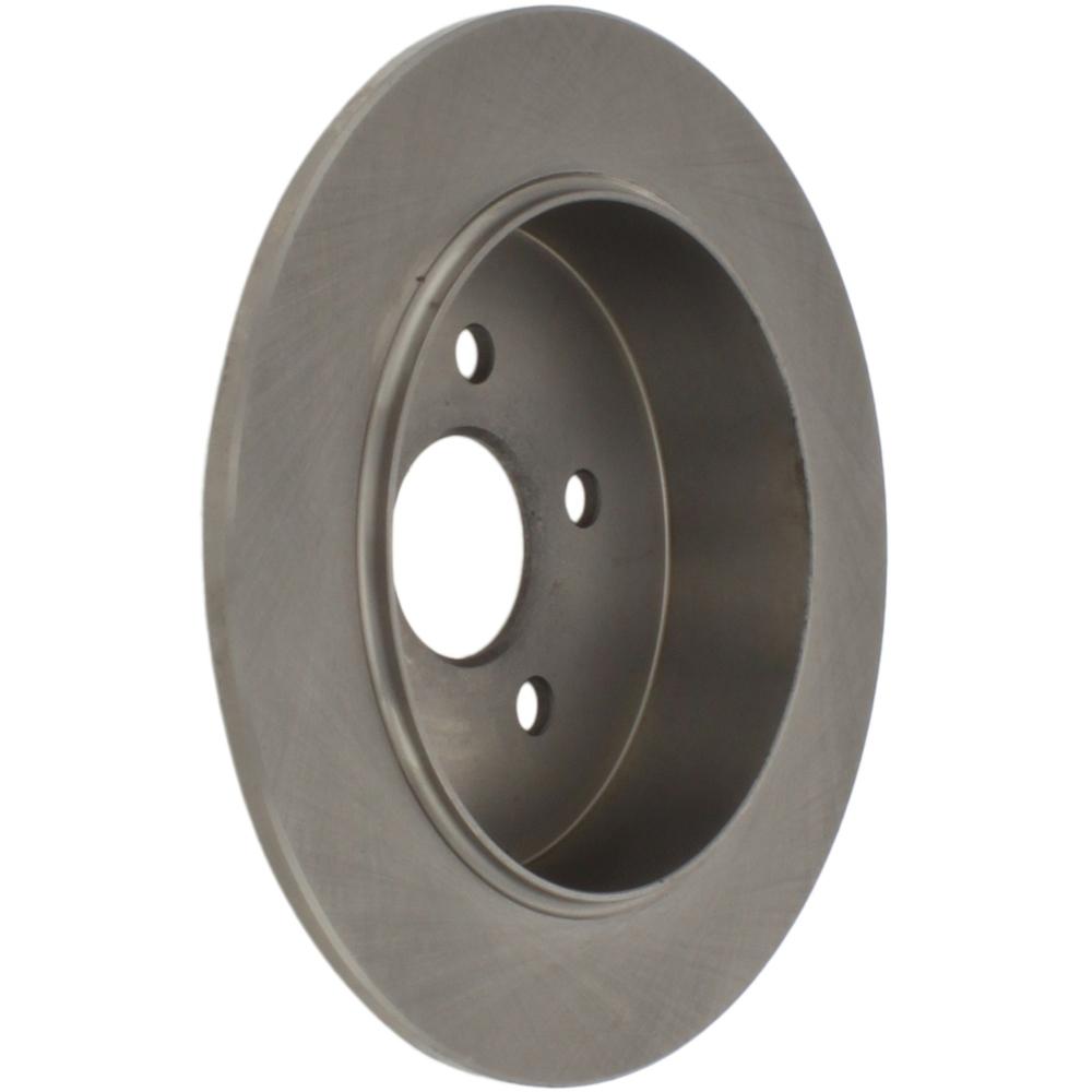 C-TEK BY CENTRIC - C-TEK Standard Disc Brake Rotors (Rear) - CTK 121.63043