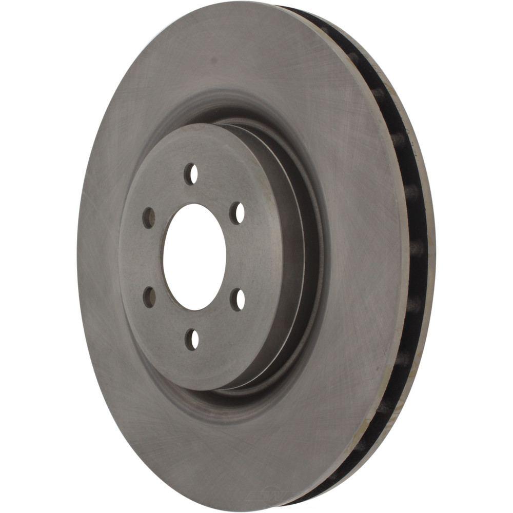 C-TEK BY CENTRIC - C-TEK Standard Disc Brake Rotor (Rear) - CTK 121.63056