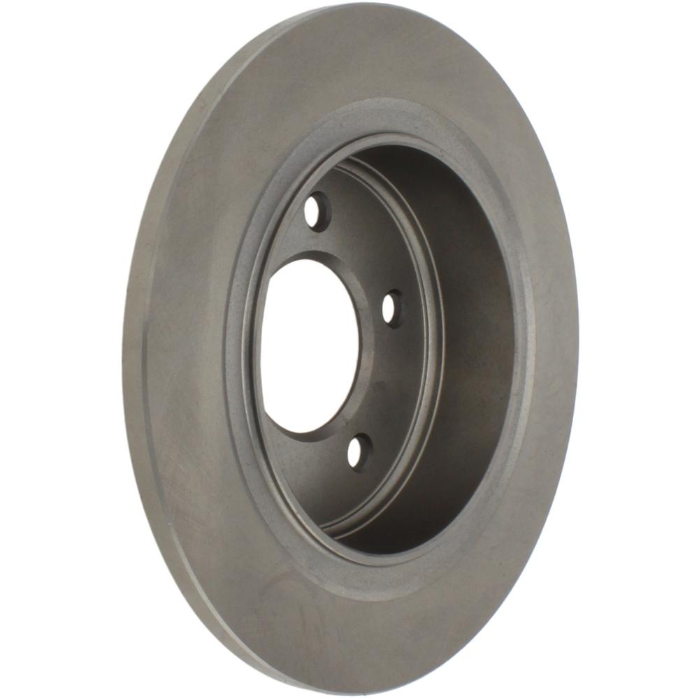 C-TEK BY CENTRIC - C-TEK Standard Disc Brake Rotor (Rear) - CTK 121.63057