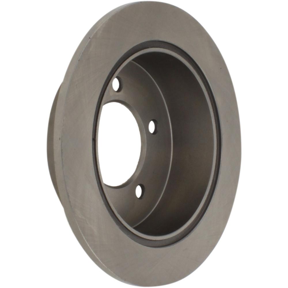C-TEK BY CENTRIC - C-TEK Standard Disc Brake Rotors (Rear) - CTK 121.63066