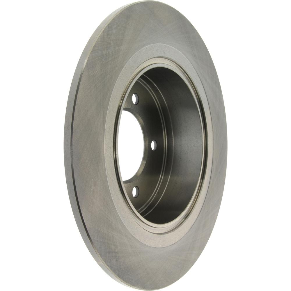 C-TEK BY CENTRIC - C-TEK Standard Disc Brake Rotors (Rear) - CTK 121.63069