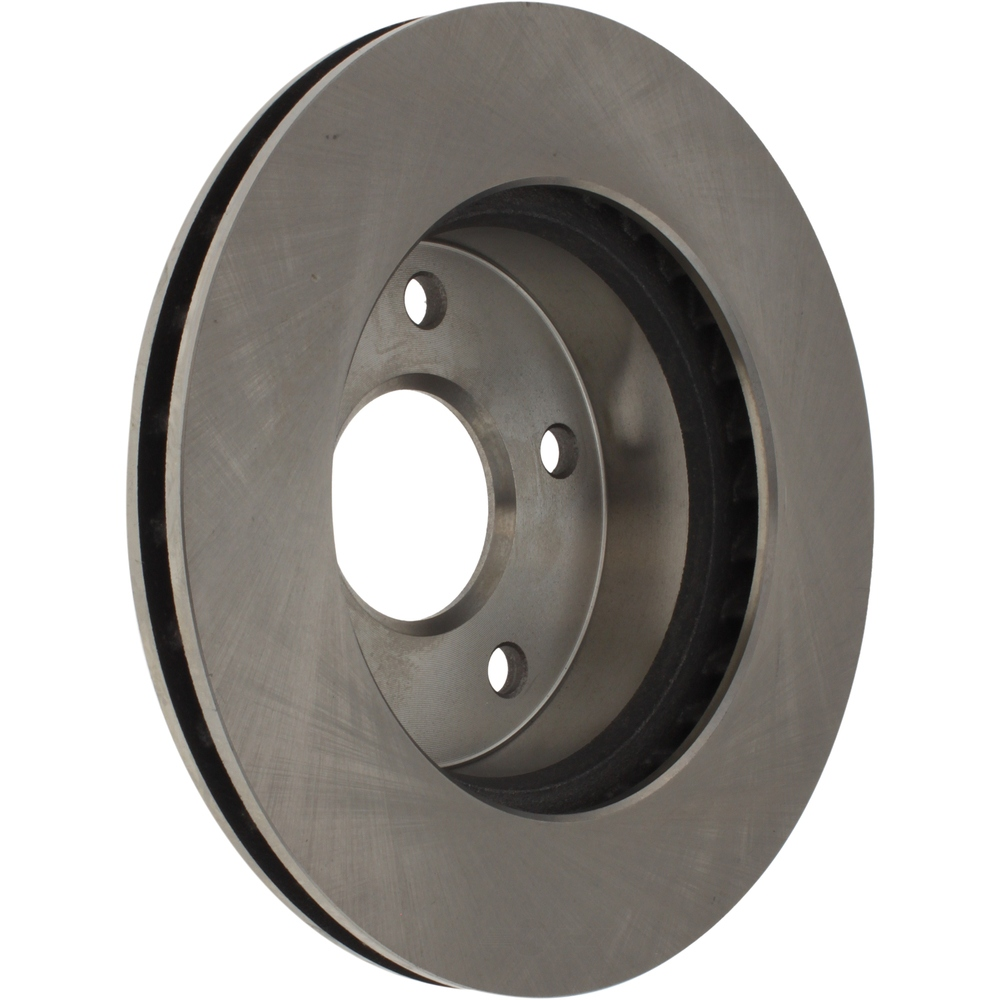 C-TEK BY CENTRIC - C-TEK Standard Disc Brake Rotor-Preferred (Front Left) - CTK 121.65029