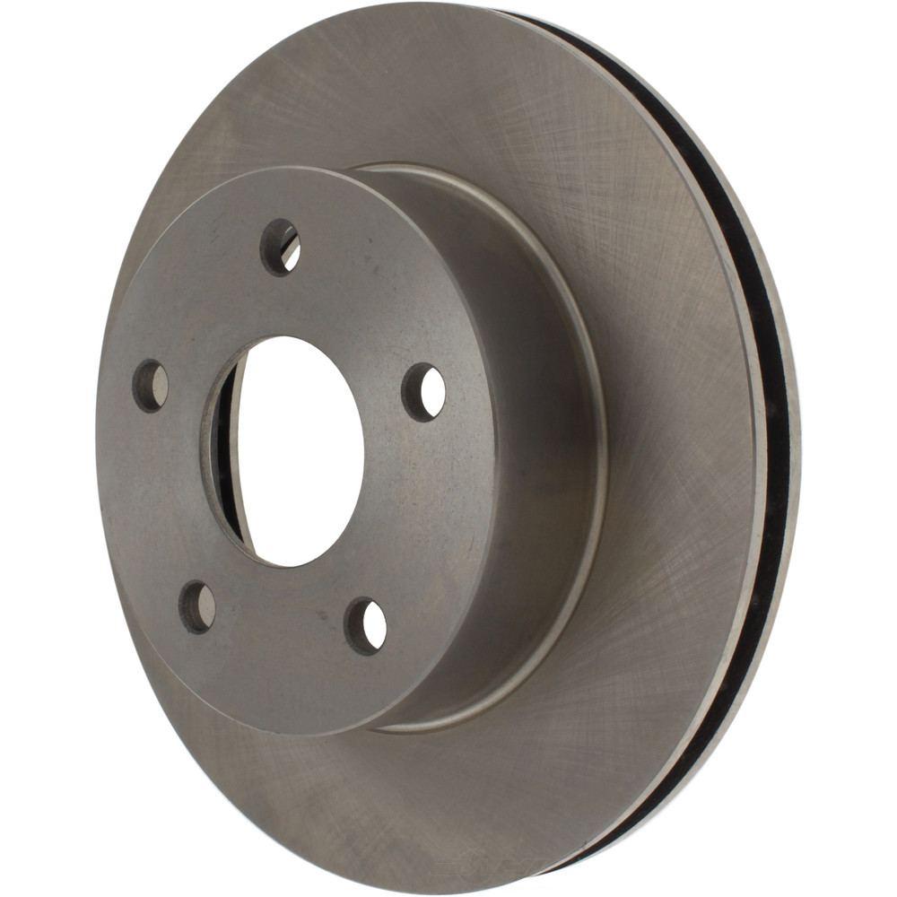 C-TEK BY CENTRIC - C-TEK Standard Disc Brake Rotor-Preferred - CTK 121.65029