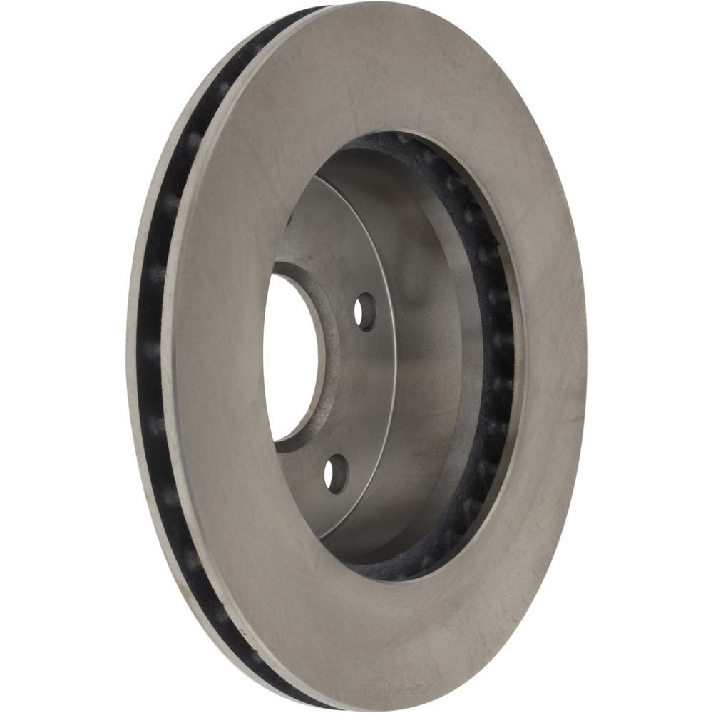 C-TEK BY CENTRIC - C-TEK Standard Disc Brake Rotor-Preferred (Front Right) - CTK 121.65030