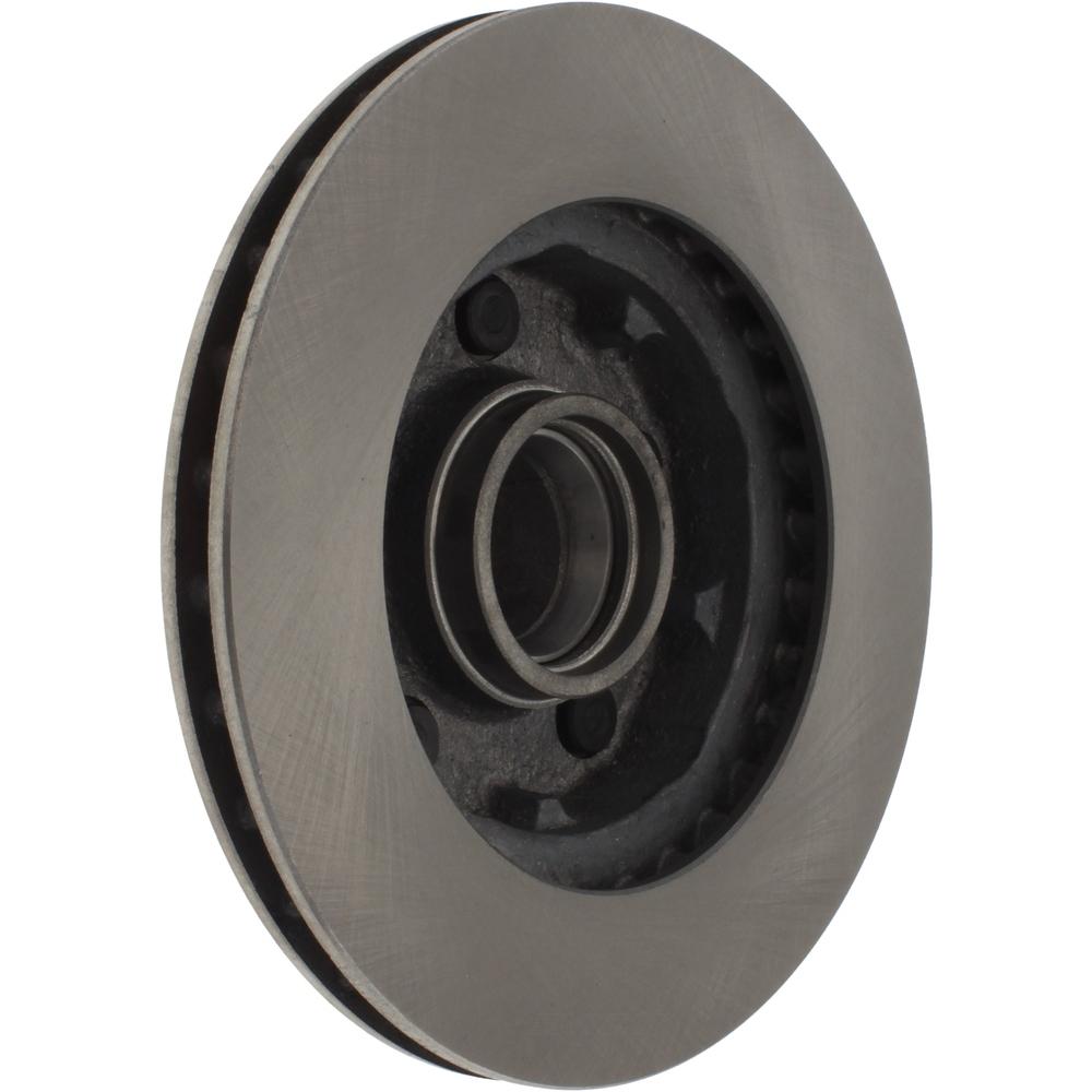 C-TEK BY CENTRIC - C-TEK Standard Disc Brake Rotor-Preferred (Front Right) - CTK 121.65033