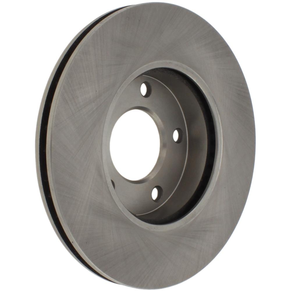 C-TEK BY CENTRIC - C-TEK Standard Disc Brake Rotors - CTK 121.65089