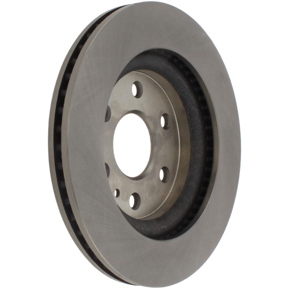 C-TEK BY CENTRIC - C-TEK Standard Disc Brake Rotors (Front) - CTK 121.66069