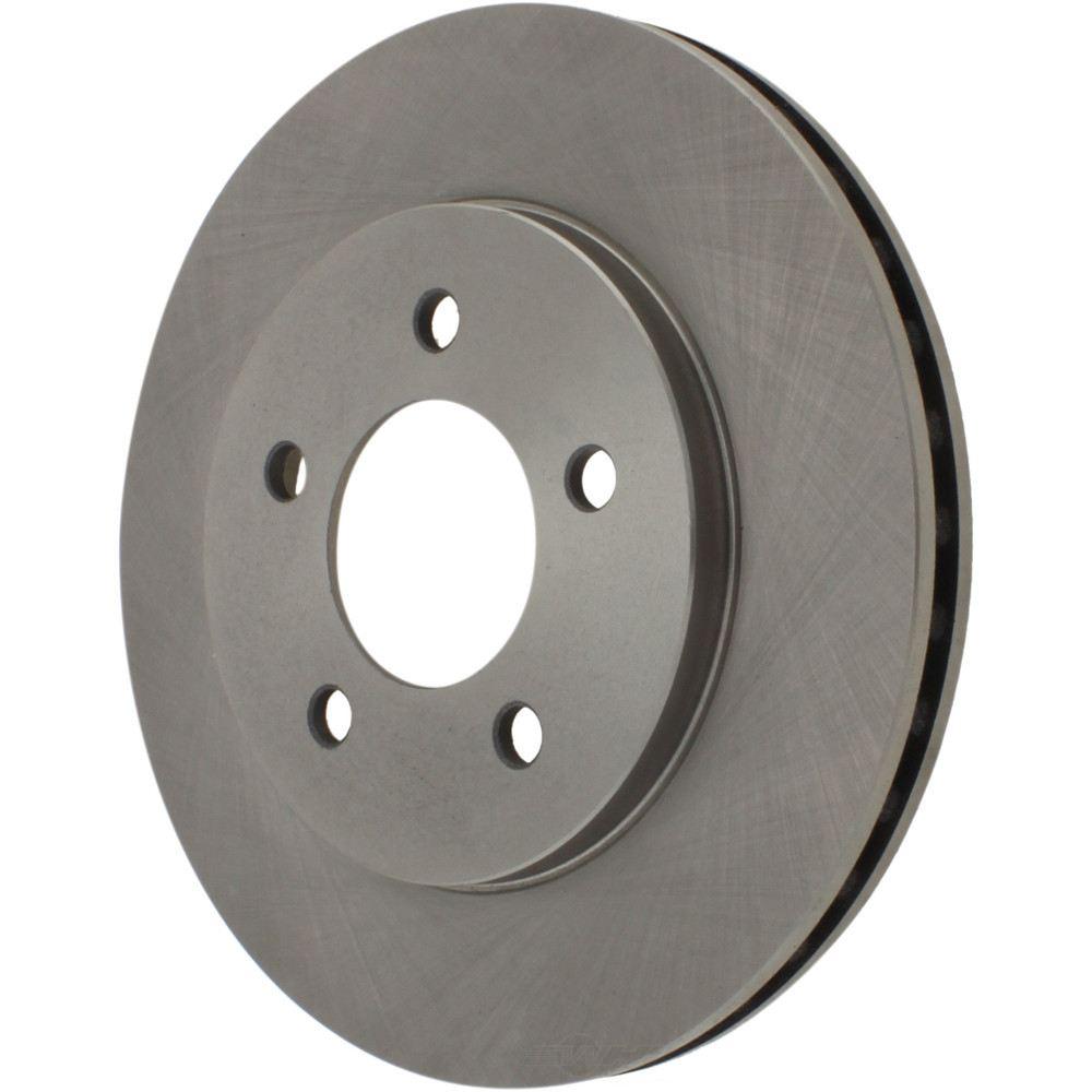 C-TEK BY CENTRIC - C-TEK Standard Disc Brake Rotor (Front) - CTK 121.67039