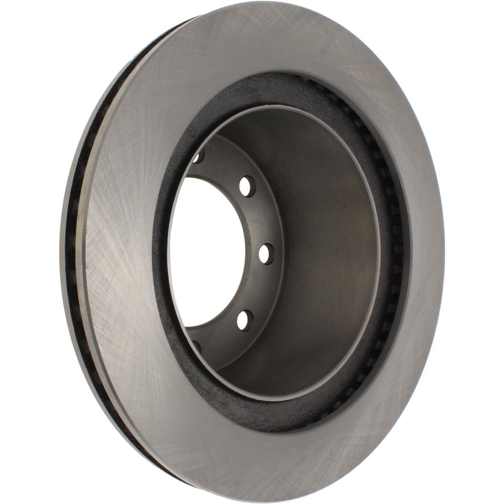 C-TEK BY CENTRIC - C-TEK Standard Disc Brake Rotor (Rear) - CTK 121.67062