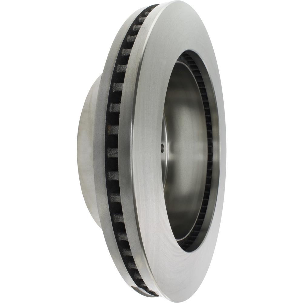 C-TEK BY CENTRIC - C-TEK Standard Disc Brake Rotors (Rear) - CTK 121.80017