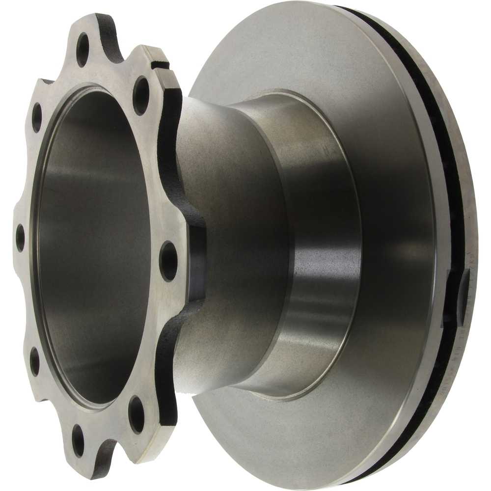C-TEK BY CENTRIC - C-TEK Standard Disc Brake Rotors (Front) - CTK 121.80018