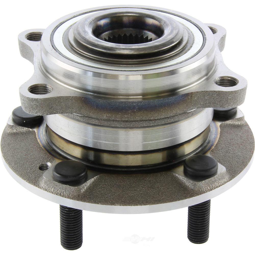 C-TEK BY CENTRIC - C-TEK Standard Wheel Bearing Hub Repair Kits & Hub Assemblies (Front) - CTK 400.51000E