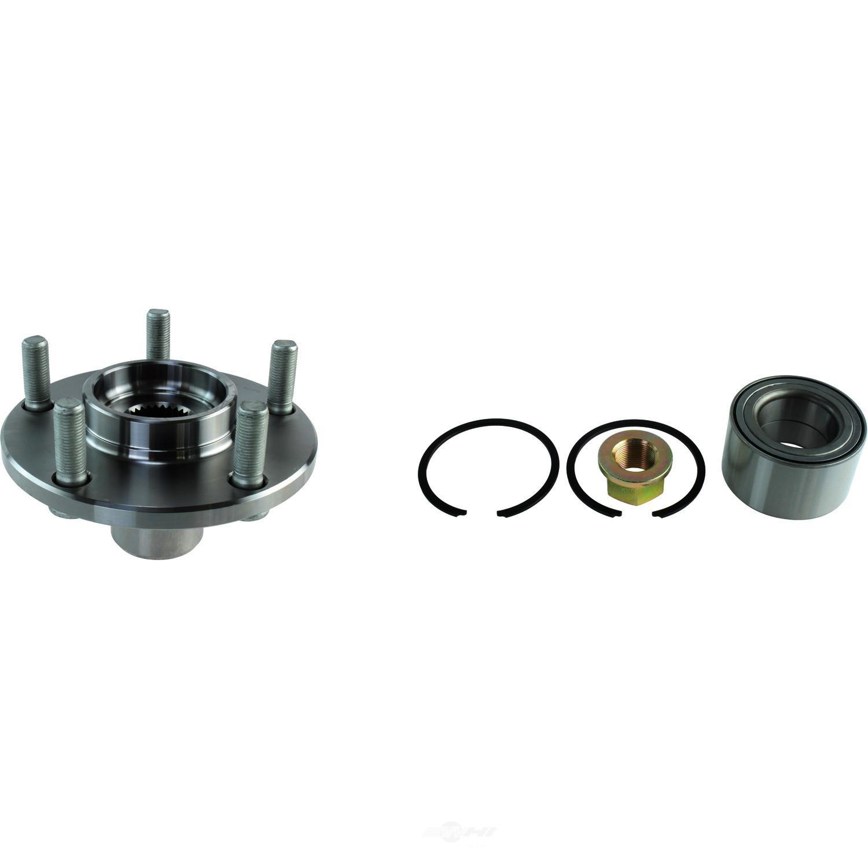 C-TEK BY CENTRIC - C-TEK Standard Wheel Bearing Hub Repair Kits & Hub Assemblies - CTK 403.42000E