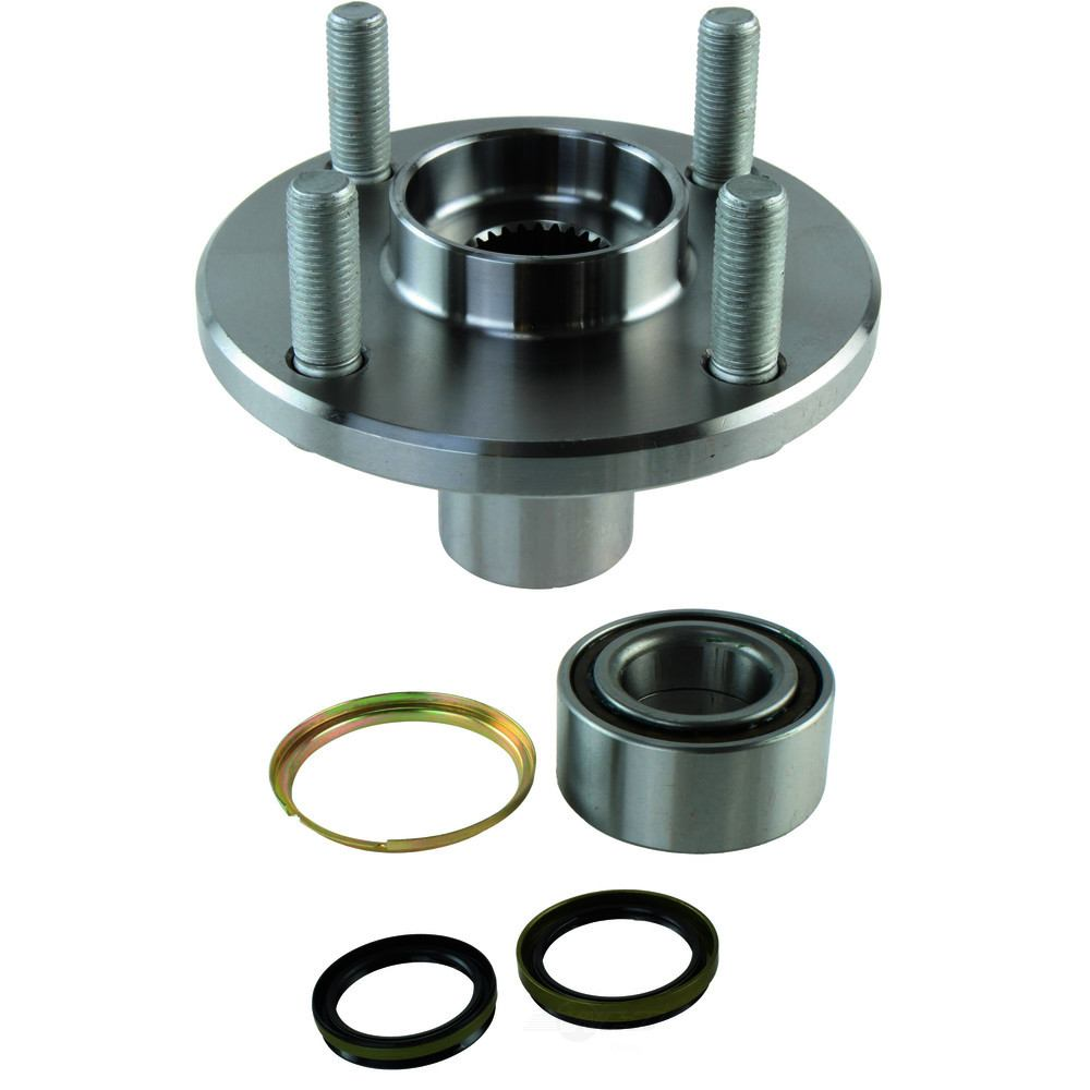C-TEK BY CENTRIC - C-TEK Standard Wheel Bearing Hub Repair Kits & Hub Assemblies - CTK 403.44000E