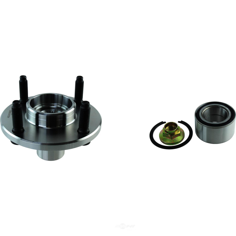 C-TEK BY CENTRIC - C-TEK Standard Wheel Bearing Hub Repair Kits & Hub Assemblies - CTK 403.61000E