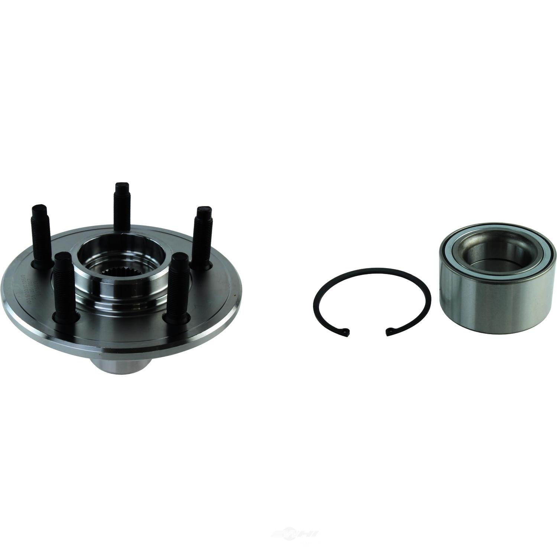 C-TEK BY CENTRIC - C-TEK Standard Wheel Bearing Hub Repair Kits & Hub Assemblies - CTK 403.61003E