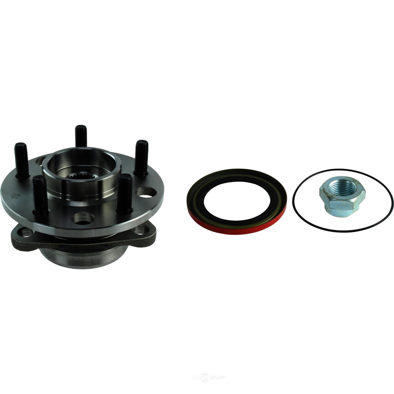 C-TEK BY CENTRIC - C-TEK Standard Wheel Bearing Hub Repair Kits & Hub Assemblies - CTK 403.62003E