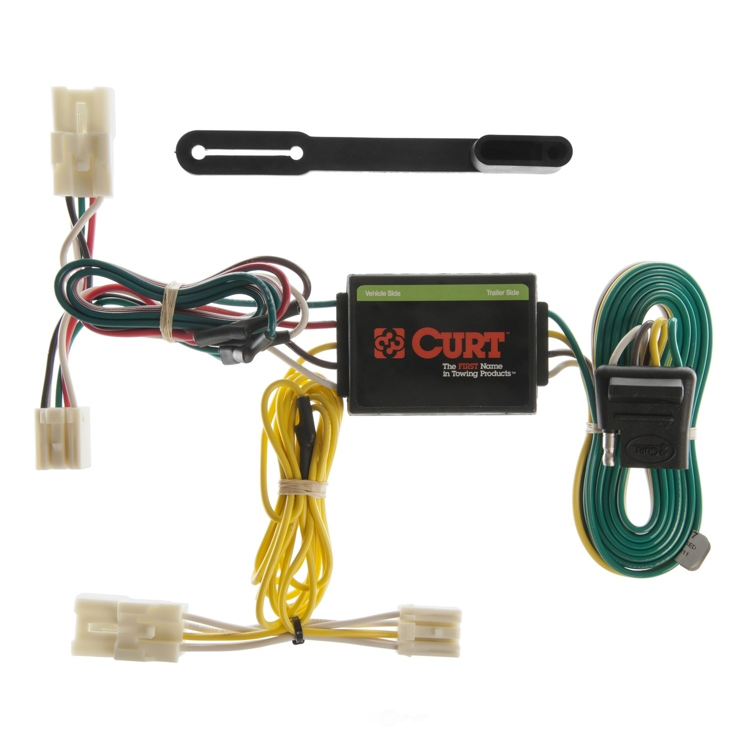 CURT MFG INC. - Custom Wiring Harness - CUR 55307
