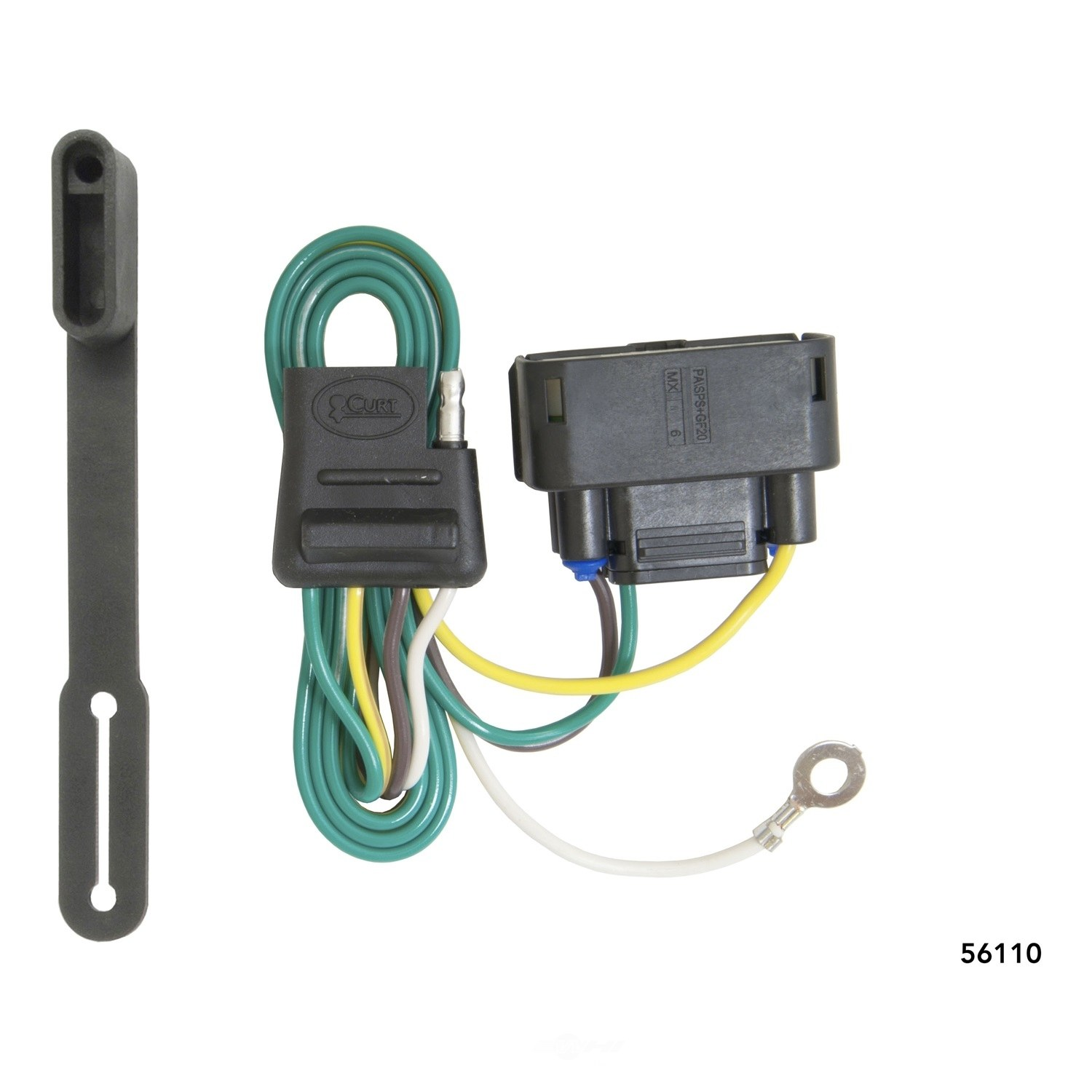 CURT MFG INC. - Vehicle To Trailer Connector W/harness - CUR 56110