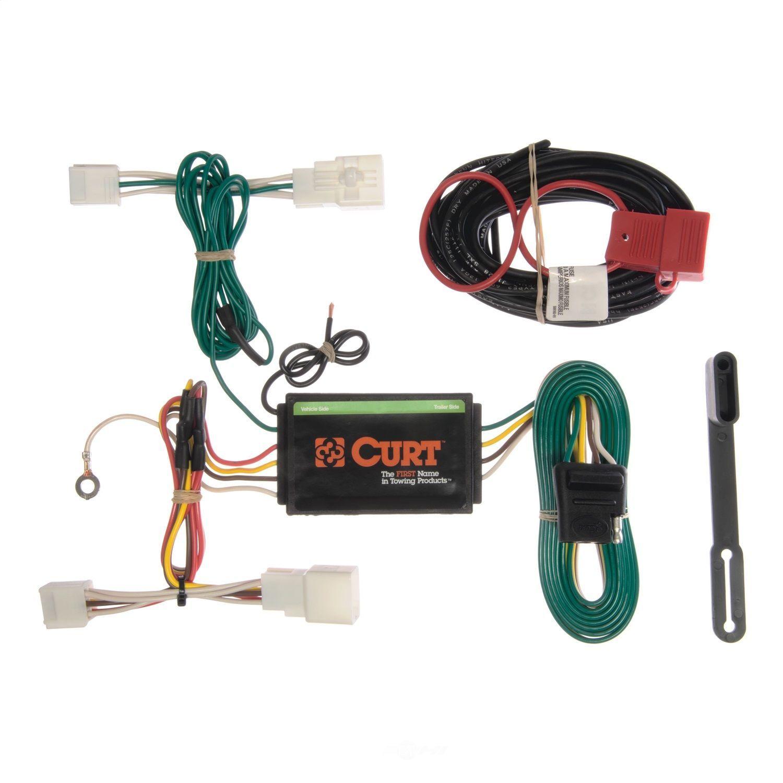 CURT MFG INC. - Custom Wiring Harness - CUR 56142