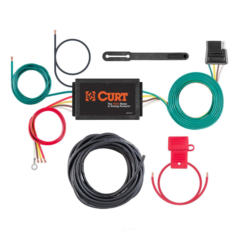 CURT MFG INC. - SMT Trailer Wire Converter - CUR 56146030