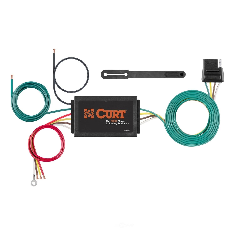 CURT MFG INC. - SMT Trailer Wire Converter - CUR 56146