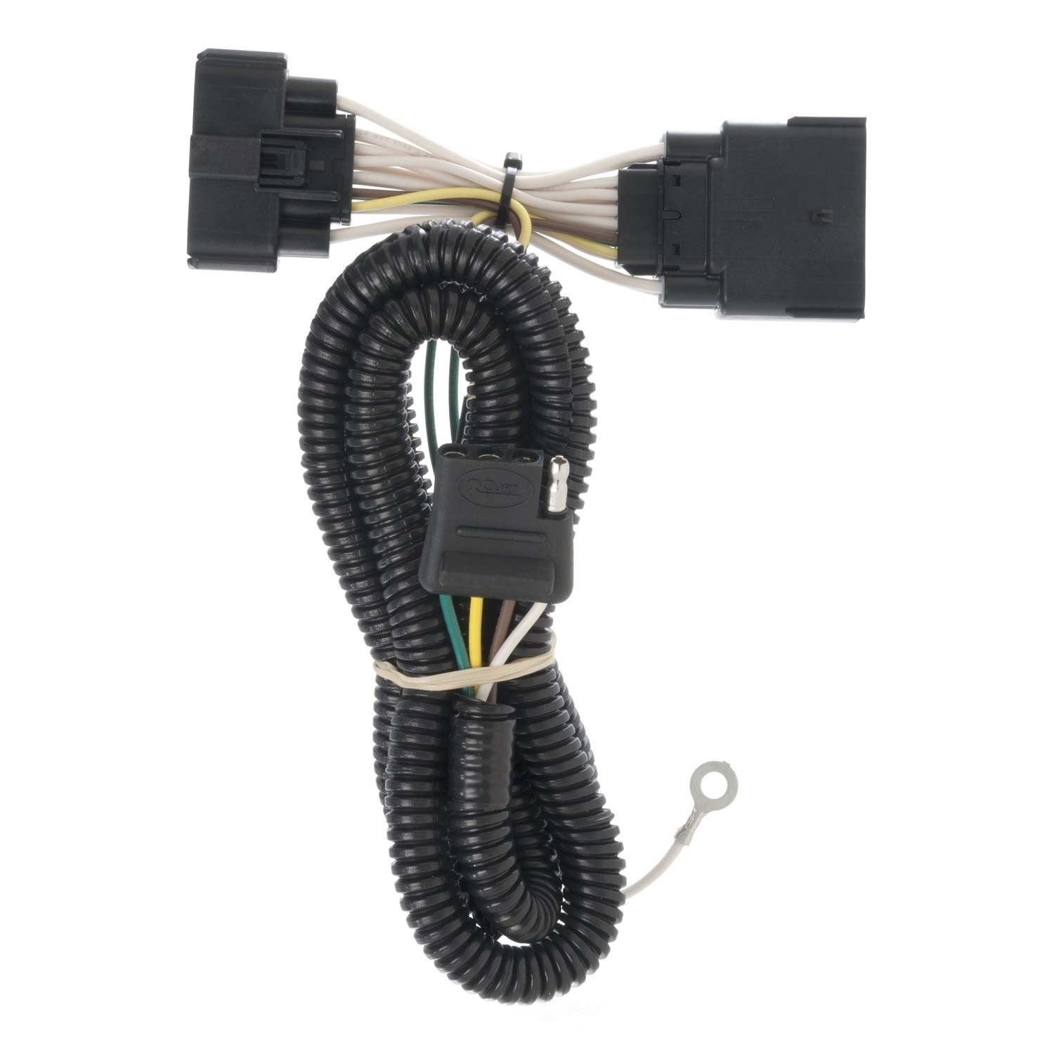 CURT MFG INC. - Vehicle To Trailer Connector W/harness - CUR 56172