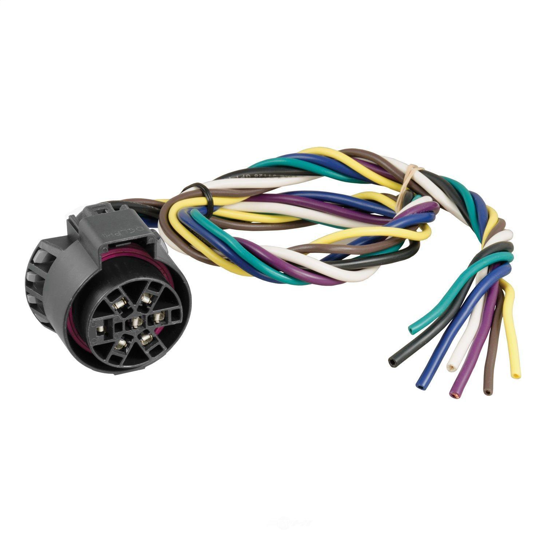 CURT MFG INC. - 7-Way Uscar Electrical Connector - CUR 56229