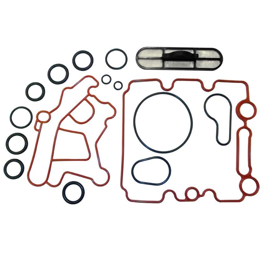 BOSTECH - Engine Oil Cooler Gasket Kit with Screen - CVU ISK634