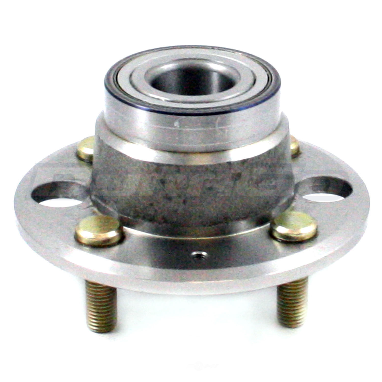 DURA INTERNATIONAL - Axle Bearing & Hub Assembly - D48 295-12034