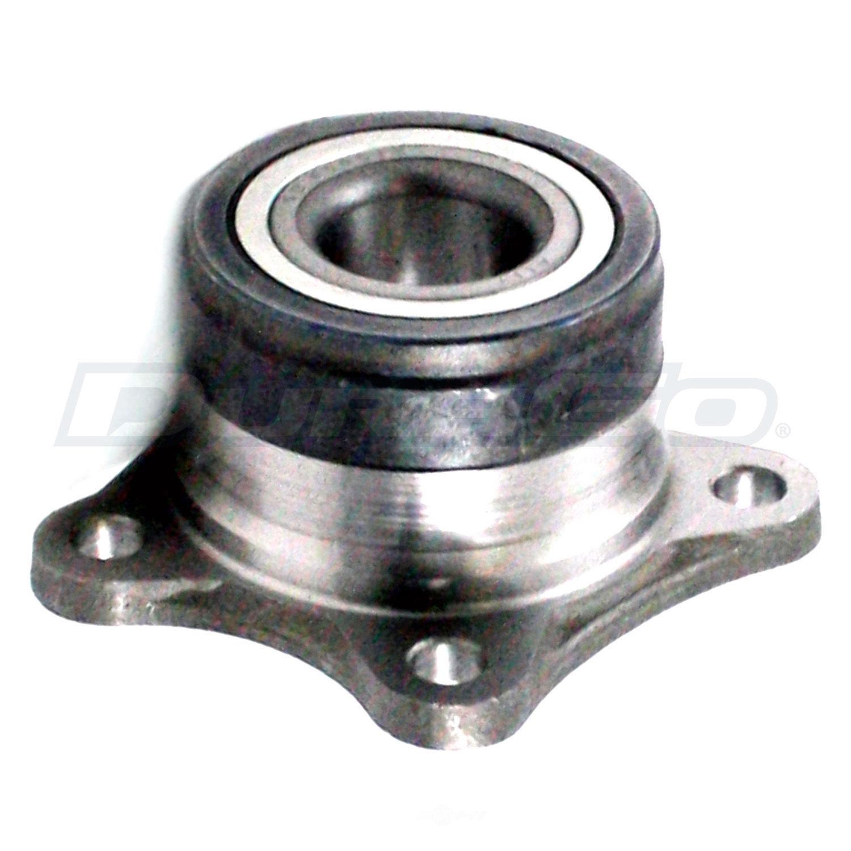 DURAGO - Wheel Bearing & Hub Assembly - D48 295-12137